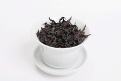 Chinese Da Hong Pao Big Red Robe oolong tea Royalty Free Stock Photography