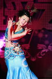 Chinese Dancer Royalty Free Stock Photos