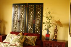 Chinese Decor Stock Photo