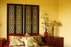 Chinese Decor(View 2) Stock Photo