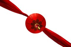 Chinese decoration - Isolated Royalty Free Stock Photo
