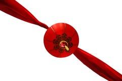 Chinese Decoration - Isolated Royalty Free Stock Photo