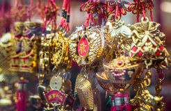 Chinese Decorations Royalty Free Stock Image
