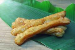 Chinese deep fried dough sticks Royalty Free Stock Photo