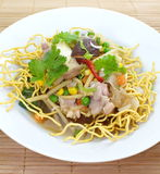Chinese Deep Fried Noodle Stock Images
