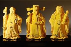 Chinese Deity Shou - Fu Lu Shou Stock Image