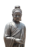 Chinese deity statues. Stock Photos