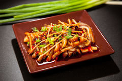 Chinese delicious food Royalty Free Stock Photography