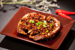 Chinese delicious food Stock Images