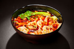 Chinese delicious food Stock Photo