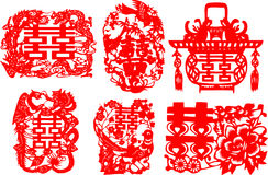 Chinese design Stock Images