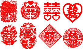 Chinese design Royalty Free Stock Image
