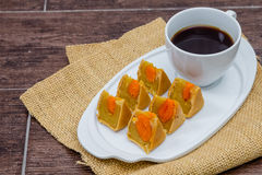 Chinese dessert Royalty Free Stock Photography