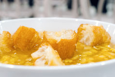 Chinese dessert Tau Sua Stock Image