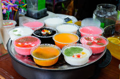 Chinese Desserts Stock Images