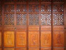 Chinese Deuren royalty-vrije stock foto
