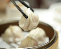 Chinese dim sum Stock Photography