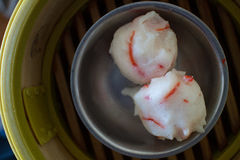 Chinese Dim Sum Shumai (Steamed Chinese Dumpling) Royalty Free Stock Images