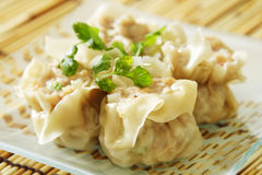 Chinese dimsum Royalty Free Stock Image