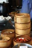 Chinese Dimsum Royalty-vrije Stock Afbeelding