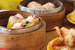 Chinese dimsum Stock Photo
