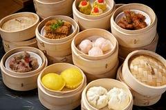 Chinese Dimsum Set Royalty Free Stock Image