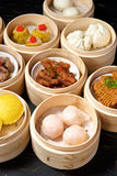 Chinese Dimsum Set Stock Photography