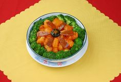 Chinese dish Royalty Free Stock Image