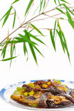 Chinese dish Stock Photography