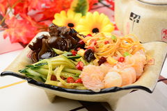 Chinese Dish Stock Photo