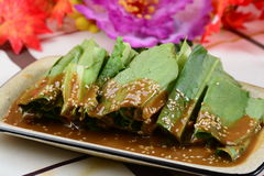 Chinese Dish royalty free stock photography