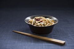 Chinese dishes Stock Images