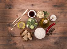 Chinese dishes are most popular around the world. Some sorts of cuisine are Anhui, Cantonese, Fujian, Hunan, Jiangsu, Shandong, Sichuan, and Zhejiang Stock Photos