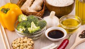 Chinese dishes are most popular around the world. Some sorts of cuisine are Anhui, Cantonese, Fujian, Hunan, Jiangsu, Shandong, Sichuan, and Zhejiang Stock Photo