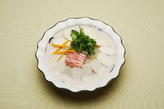 Chinese Dishes Stewed Taro With Bean Sprout Royalty Free Stock Images