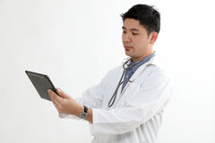Chinese doctor Royalty Free Stock Image
