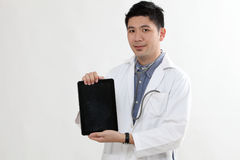 Chinese doctor Royalty Free Stock Photography