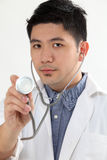 Chinese doctor Stock Photography