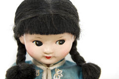 Chinese doll Royalty Free Stock Photography
