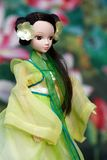 Chinese doll Stock Images