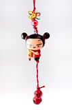 Chinese doll Stock Image