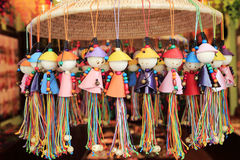 Chinese dolls Stock Photos