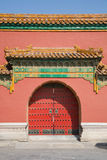 Chinese Door Royalty Free Stock Photos