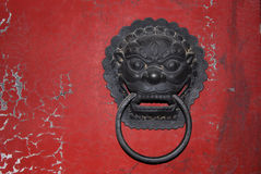 Chinese door stock images