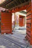 Chinese Door Royalty Free Stock Images