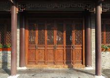 Chinese Doors Stock Photos
