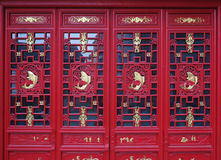 Chinese Doors Stock Images