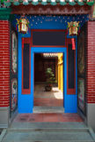 Chinese doorway Stock Photo