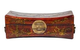 Chinese doos royalty-vrije stock afbeelding