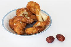 Chinese doughnut Royalty-vrije Stock Fotografie